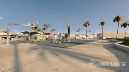 NBA Live 16 Targets Rival's Weak Point With Return Of Live Run
