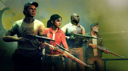 The Left 4 Dead Crew Joins The Game