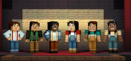 You Can Choose Your Own Character In Minecraft: Story Mode