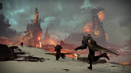 What's New In Destiny: Rise of Iron's Gameplay