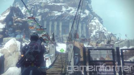 Touring Felwinter Peak, Destiny: Rise Of Iron's New Social Space