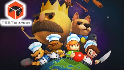 Test Chamber – The Thrills of Four-Player Co-Op In Overcooked