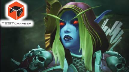 Test Chamber – Taking On World of Warcraft's Broken Shore
