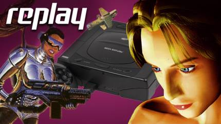 Replay – The Sega Saturn Showcase