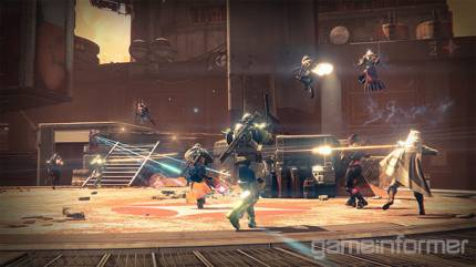 Map Quest – A Look At Destiny: Rise Of Iron's New Crucible Battlefields