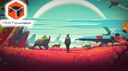 Test Chamber – Late Game Exploration In No Man's Sky