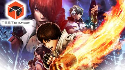 Test Chamber – Taking On The King Of Fighters XIV