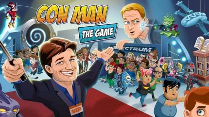 Interview: Fillion, Tudyk, And Day Discuss The Zany Fun Of Con Man: The Game