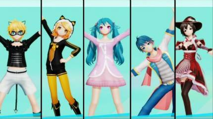 Diva X Steps Up The Difficulty For Hatsune Miku