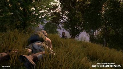 PlayerUnknown Teams Up With Bluehole For New Battle Royale Experience