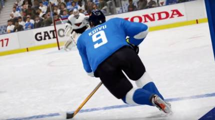 NHL 17 Showcases World Cup Of Hockey Mode In New Trailer