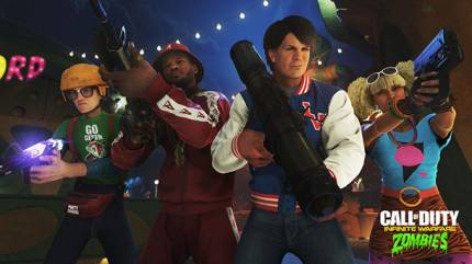 Call Of Duty Zombies Goes Back In Time With Evil Pee Wee Herman