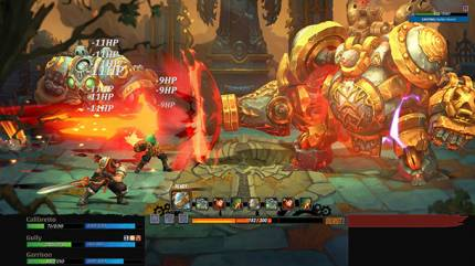 Battle Chasers: Nightwar Combines Joe Mad's Stellar Art With Solid RPG Gameplay