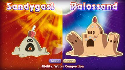 Four New Pokémon Revealed For Sun And Moon