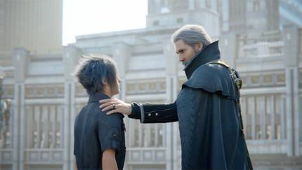 Meet The English Voice Actors Behind Final Fantasy XV's Large Cast