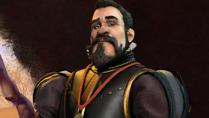 Spain's Philip II Is All About Religious Victory In Civilization VI