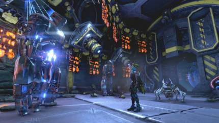 ReCore Mixes Platforming With Color-Coded Combat