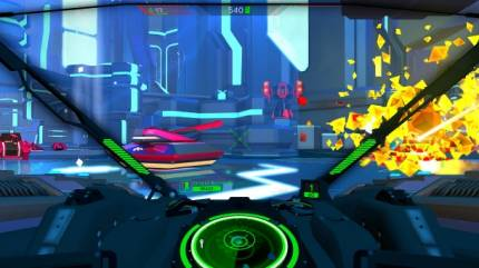 New Footage Shows Off Retro Look, Explosions
