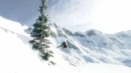 Infinite Air Adds Trailer, Release Date & New Snowboarders