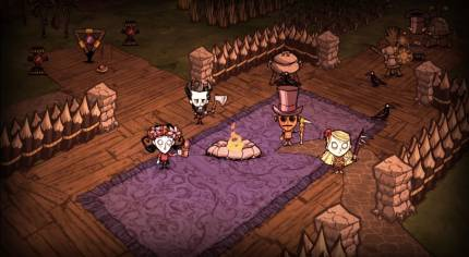 Don't Starve Together Coming To PlayStation 4 On September 13th