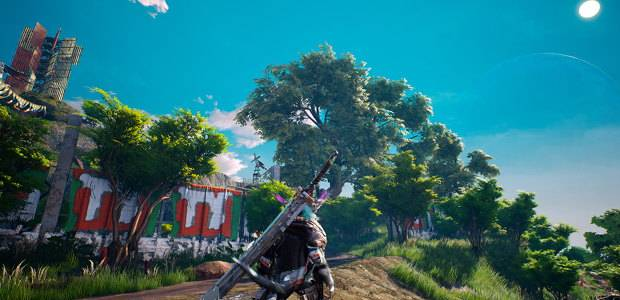 Biomutant is an open-world Wushu mutant action-RPG