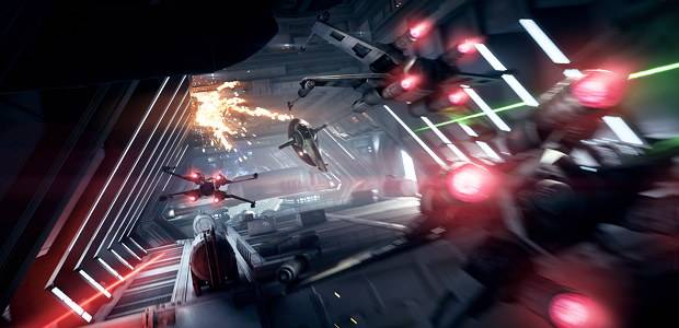 Star Wars Battlefront 2 shows off space battles