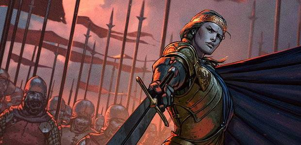 Gwent introduces Thronebreaker story campaign