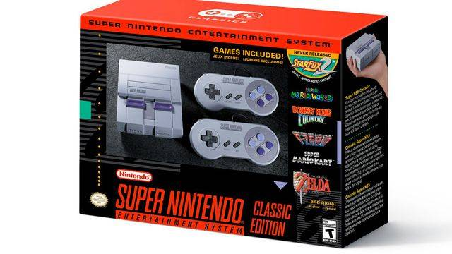 Here are your best chances at getting a mini SNES Classic Edition (update)