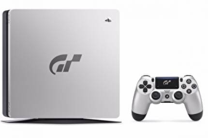 Gran Turismo is getting its own limited edition PlayStation 4