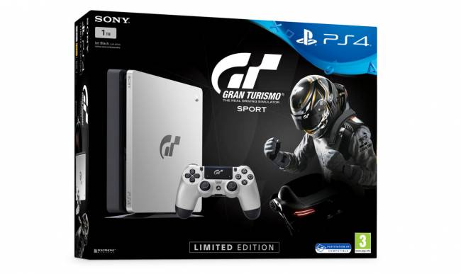Special Edition PS4 Gran Turismo Sport Console Releasing With The Game