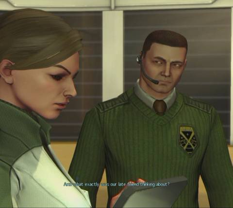 The Exquisite Corps: X-Com: Enemy Within - Part 03