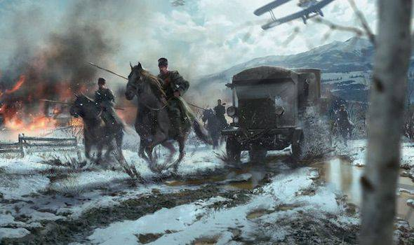 Battlefield 1 In the Name of the Tsar Expansion Maps, Weapons, Modes Detailed