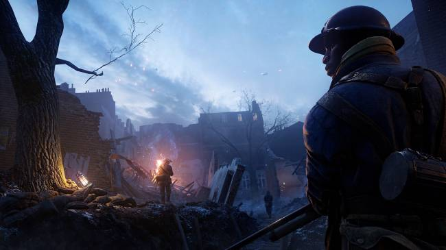 Battlefield 1 Content Calendar Up to Early 2018 Revealed