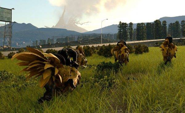 Final Fantasy 15 PC will take up quite a bit of space on your HDD, but the game will support mods
