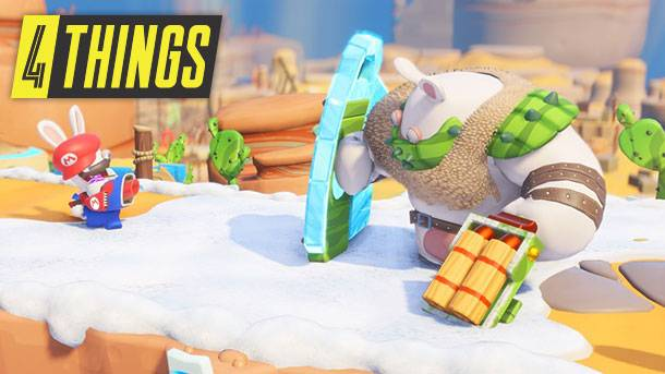 Four Reasons Strategy Fans Should Be Excited For Mario + Rabbids: Kingdom Battle