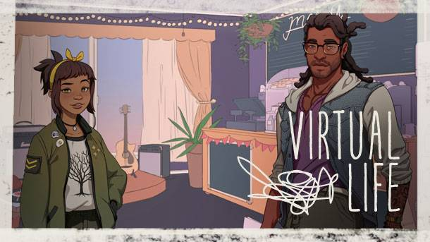 The Virtual Life – Trying To Get By In Dream Daddy