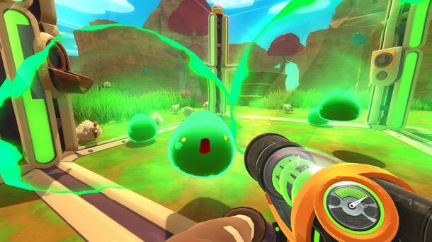 Take A Tour Of Slime Rancher With Us