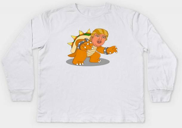 The 2017 Collection Of Terrible Video Game T-Shirts
