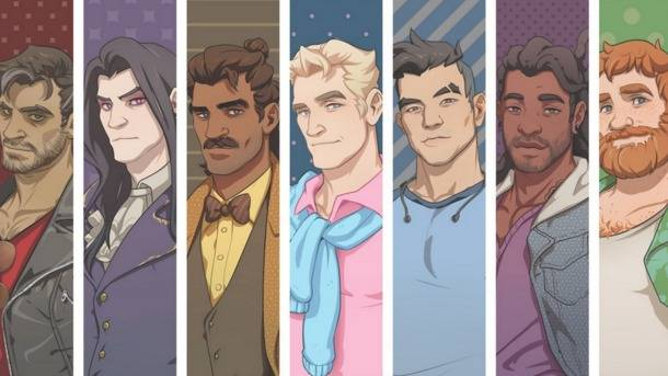 Ranking Dream Daddy's Greatest Dads From Worst To Best