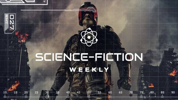 Science-Fiction Weekly – Star Trek: Discovery, Dredd, The Way, Who Goes There?