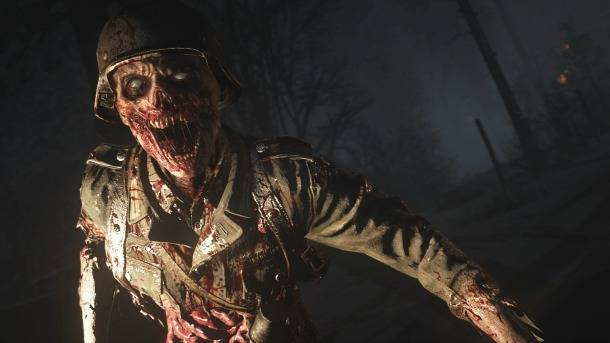 Bringing The Horror Of Call of Duty: WWII Nazi Zombies To Life