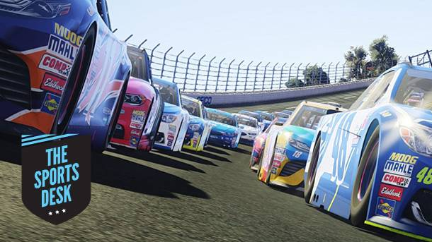 The Sports Desk – Full NASCAR Heat 2 Career Mode Details