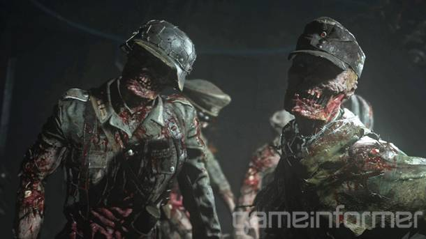 Inside Call Of Duty: WWII's Plan To Make The Scariest Zombies Mode Ever