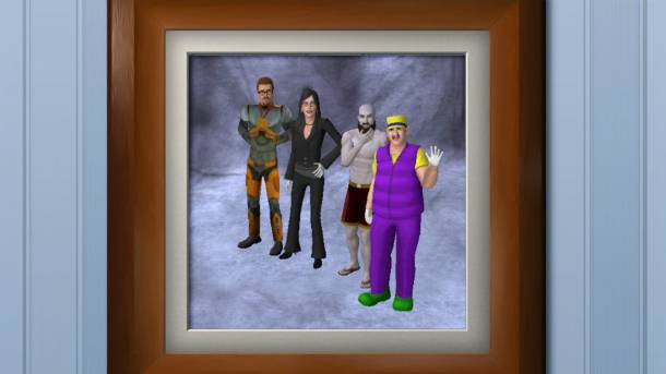 Four Iconic Characters Become Roommates In The Sims 3