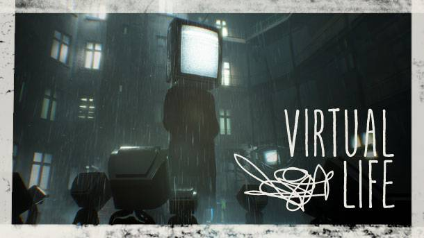 The Virtual Life – Searching For Absolution In Observer