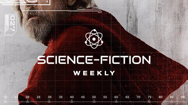 Science-Fiction Weekly – Star Wars: The Last Jedi, Han Solo, 10 Minutes Of Battlefront II Gameplay