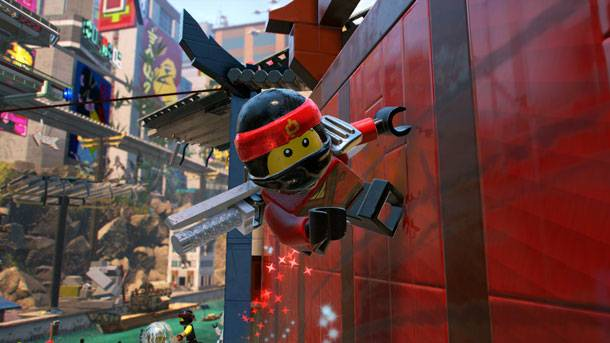 A Brick-By-Brick Look At Gamescom's Lego Lineup