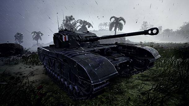Wargaming On Bringing Single-Player To The Multiplayer World Of Tanks