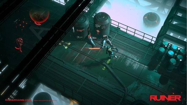 Cyberpunk Shooter Gets September Release Date
