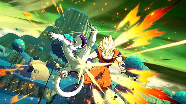 More Than Just A Dragon Ball Fan's Dream Fighter